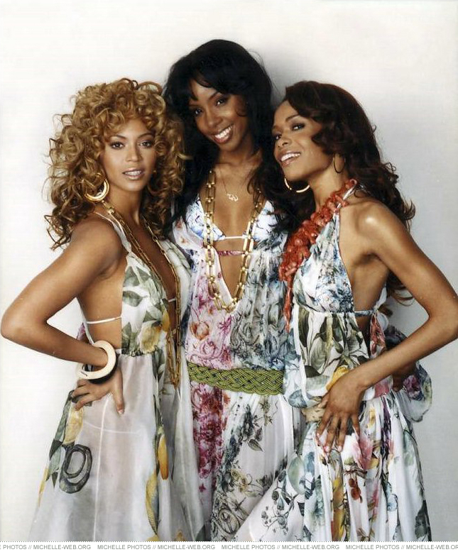 Destiny's Child - Michelle Williams (singer) Photo ...