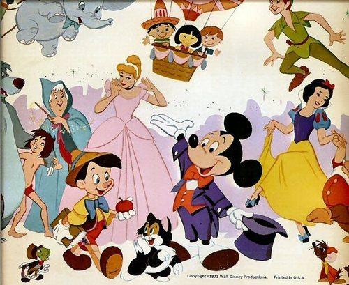 Disney Charactars