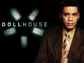 Boyd - dollhouse wallpaper
