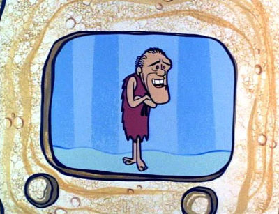 The Flintstones wallpaper called Ed Sullystone (Ed Sullivan)
