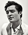 Ed Westwick Sebastian Kim ( Interview Magazine) - ed-westwick photo
