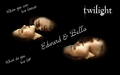 twilight-movie - Edward&Bella wallpaper