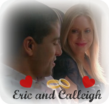 Eric and Calleigh