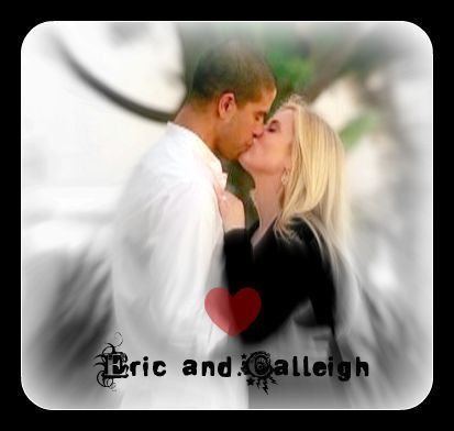 Eric and Calleigh