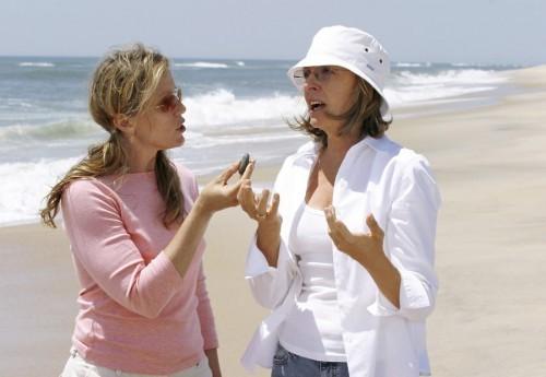 Erica&Zoe - Diane Keaton&Frances McDormand