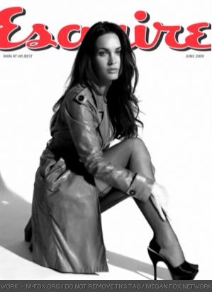 Esquire June 09 Cover Issue