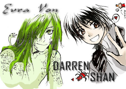 Evra and Darren