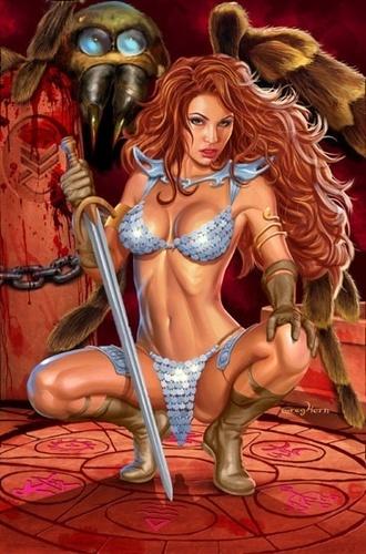 ফ্যান্টাসি Warrior