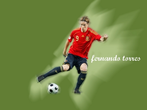 Fernando Torres 바탕화면 containing a 축구 ball entitled Fernando Torres 바탕화면