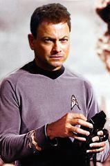 Gary in звезда Trek