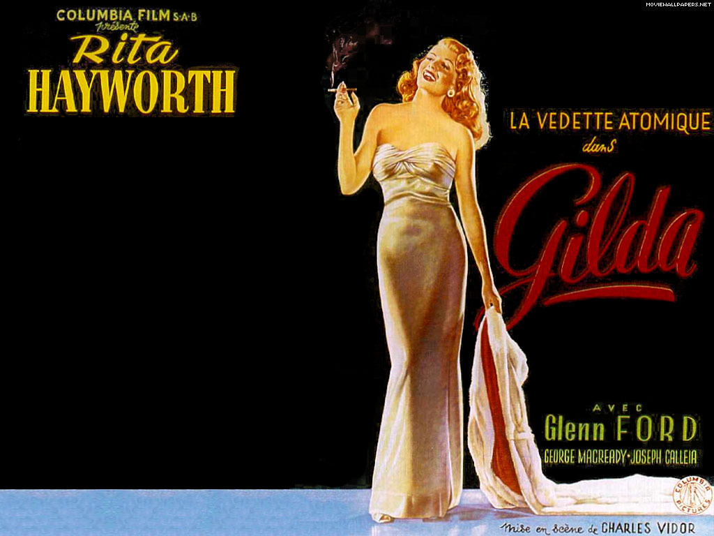 Gilda Wallpaper - Classic Movies Wallpaper (5868025) - Fanpop