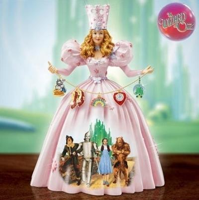 Glinda Statue