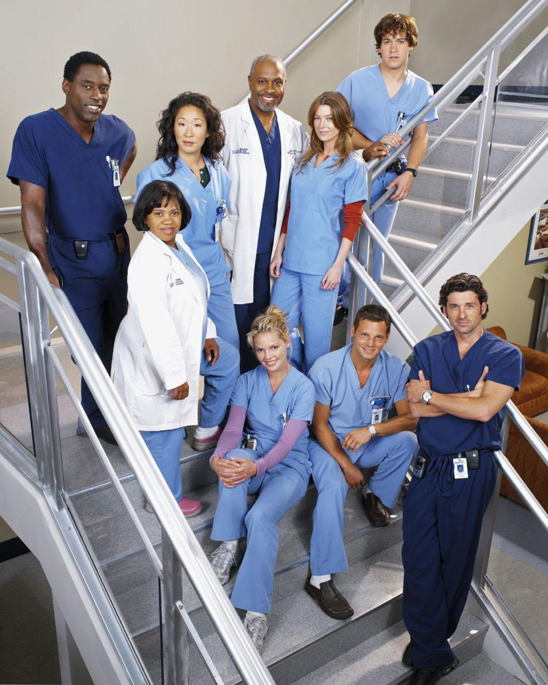 Grey\'s MD images Grey\'s Anatomy HD wallpaper and background photos ...