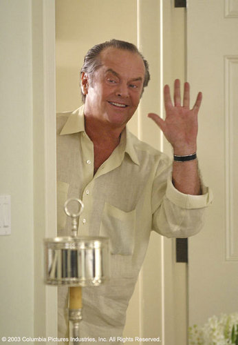 Harry Sanborn - Jack Nicholson