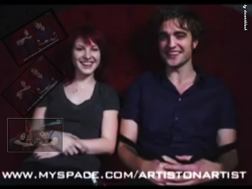 Hayley and Rob interview
