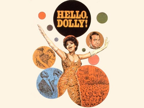 Hello Dolly fondo de pantalla