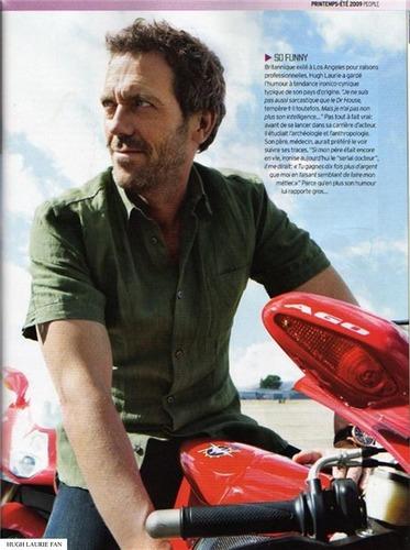 Hugh FHM Magazine (France) - Spring/Summer 2009 (HQ)