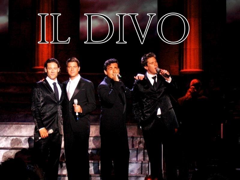 IL DIVO wallpaper.-