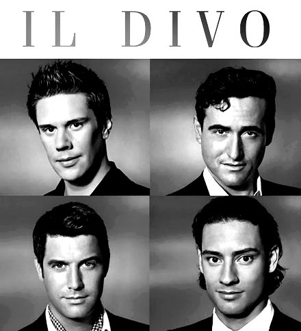 Il Divo wallpaper containing a business suit, a suit, and a dress suit called IL DivO