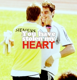 Iker and David <3