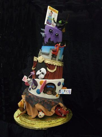 JH's Wedding Cake