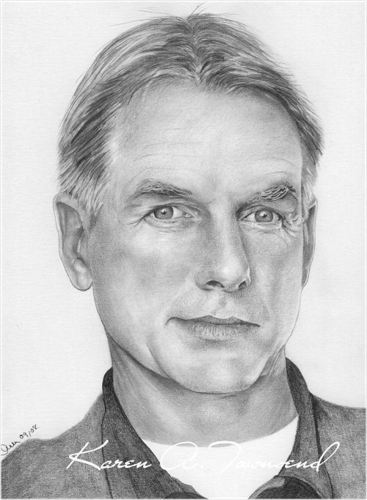 Jethro - ncis Fan Art