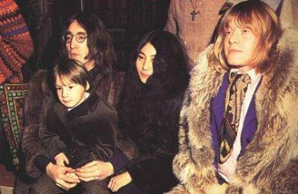 John Lennon + Yoko Ono