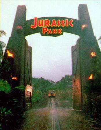 Jurassic Park Trilogy foto's