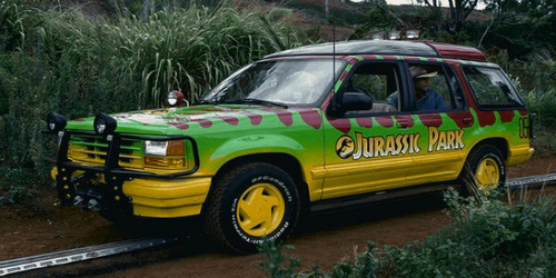 Jurassic Park Trilogy fotos