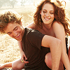 Robert Pattinson & Kristen Stewart चित्र with a portrait entitled KS & RP