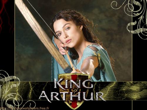 King Arthur 壁紙