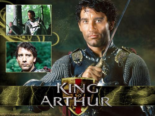 King Arthur پیپر وال