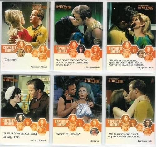 Kirk's kisses