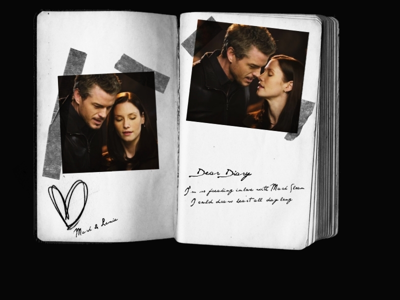 Lexie & Mark images Lexie + Mark HD wallpaper and background photos ...