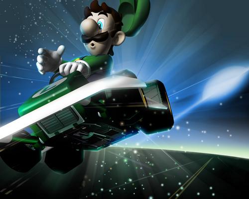 Luigi Galaxy