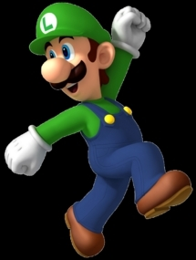 Luigi wallpaper titled Luigi Mario