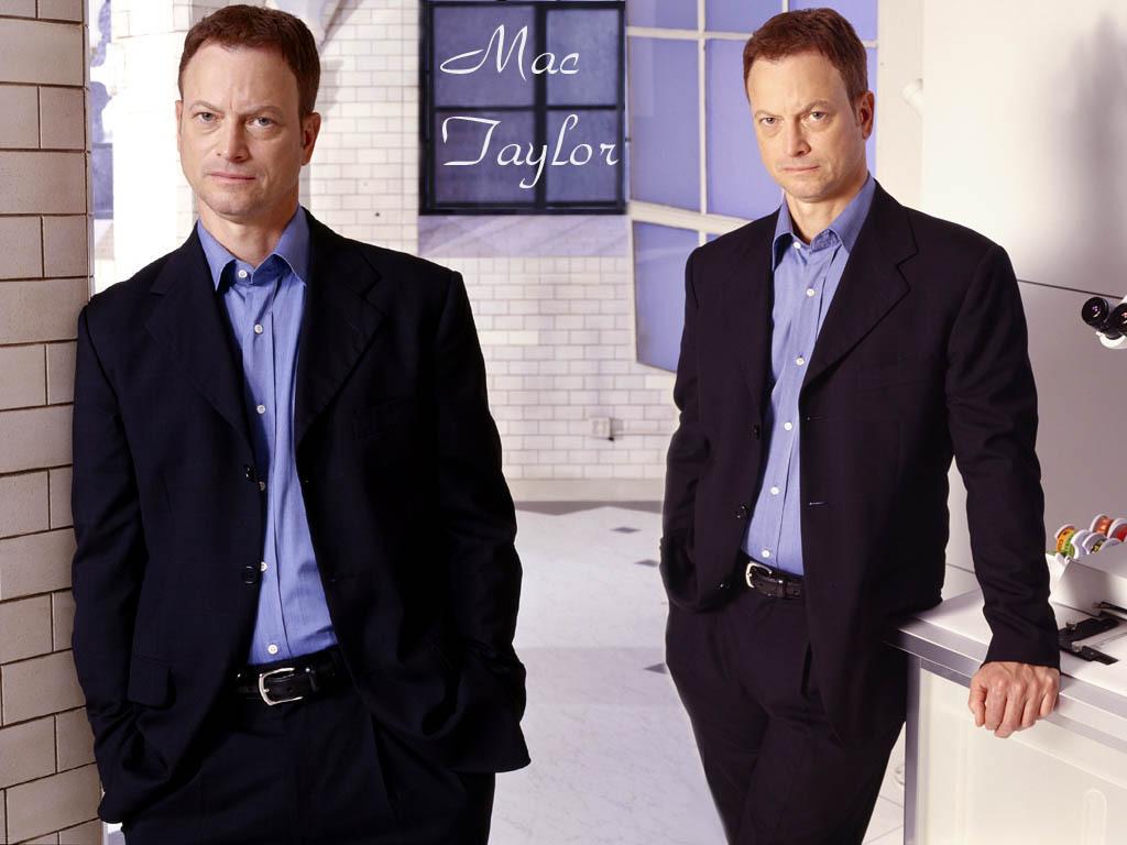 CSI:NY Mac Taylor