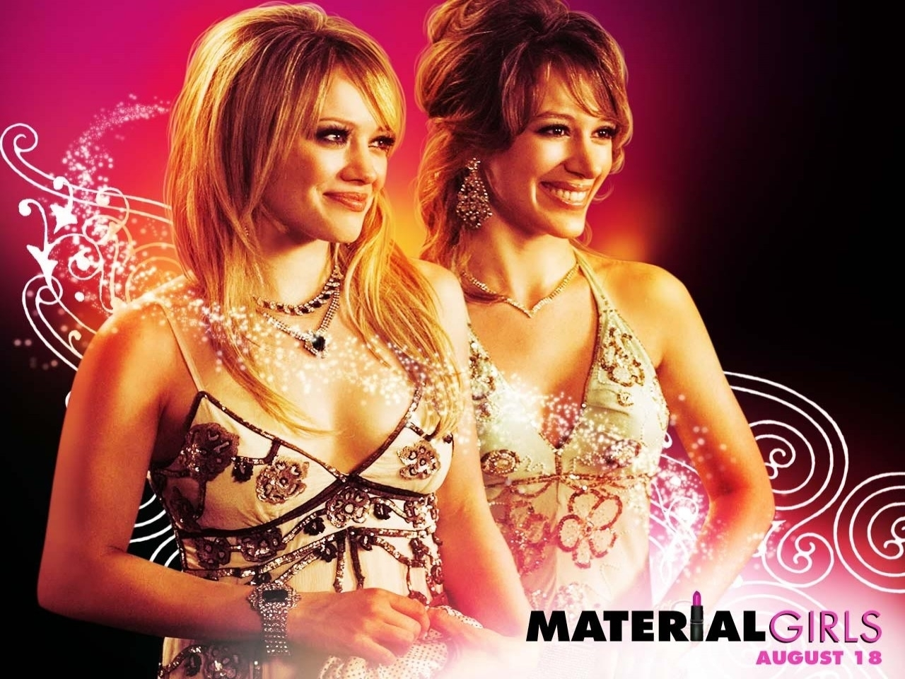material girls images material girls hd wallpaper and
