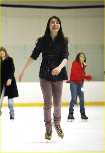 Miranda Ice Skating