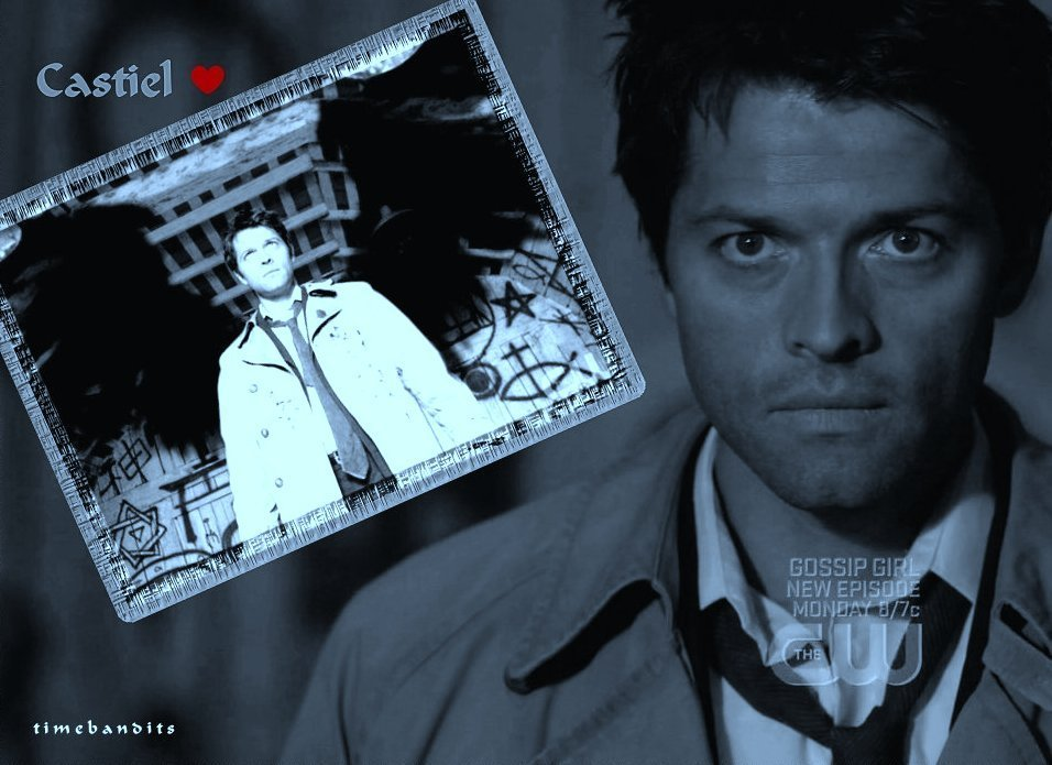 Misha Collins - Wallpaper