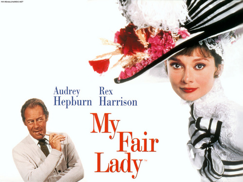 My Fair Lady wolpeyper