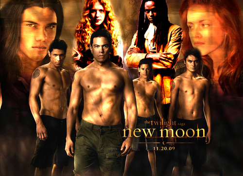 New Moon Poster♥