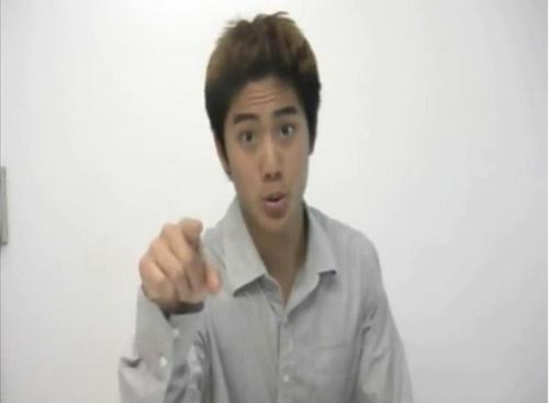 Nigahiga wallpaper possibly with a bathrobe, a well dressed person, and a portrait entitled Nigahiga wants you!
