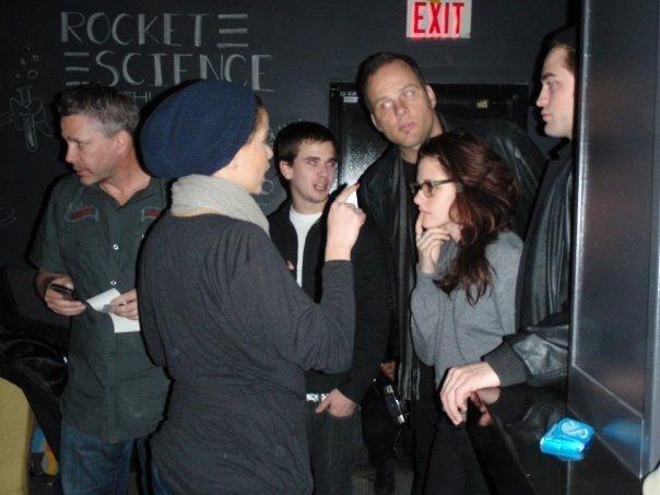 Nikki, Rob, & Kristen