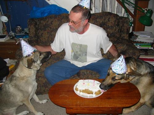 Niko's Third Birthday
