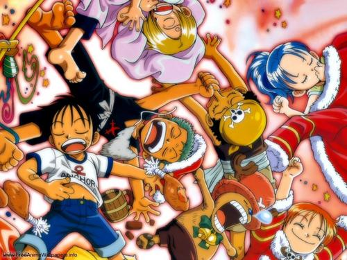 One Piece fond d'écran possibly with animé entitled One Piece