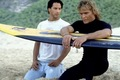 Patrick Swayze&Keanu Reeves - Point Break - patrick-swayze screencap
