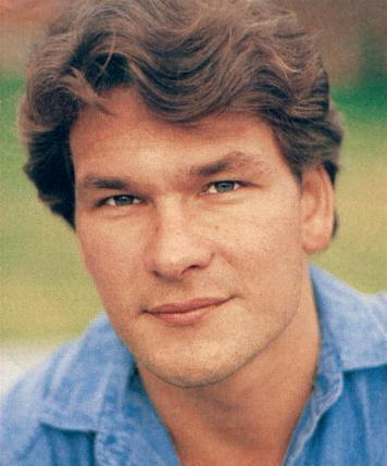 Patrick Swayze wallpaper with a portrait entitled Patrick Swayze