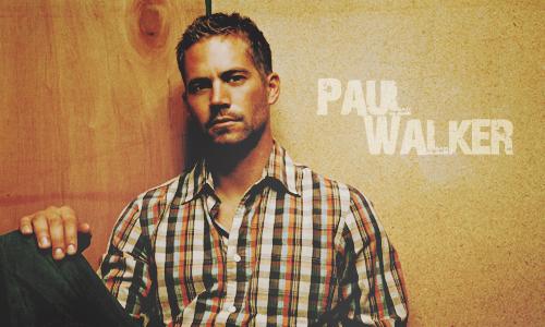 Paul Walker wallpaper entitled Paul