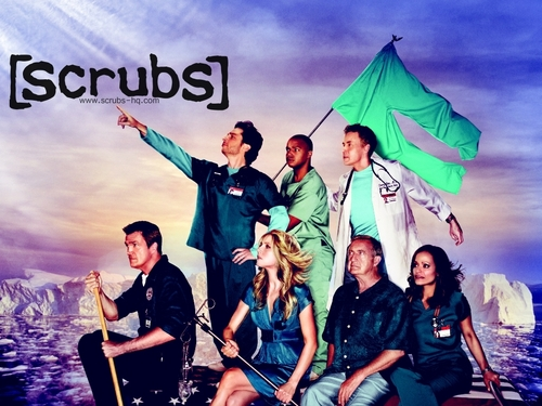 Photoshoot wallpapers - scrubs Wallpaper